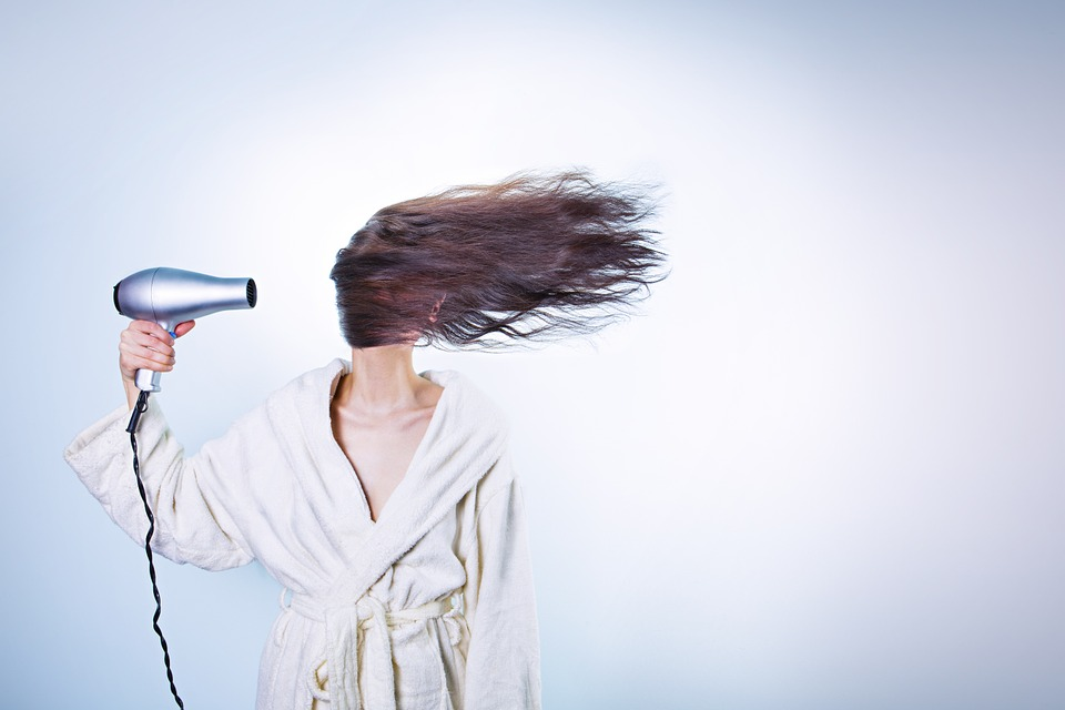 The 3 most important blow dry tips
