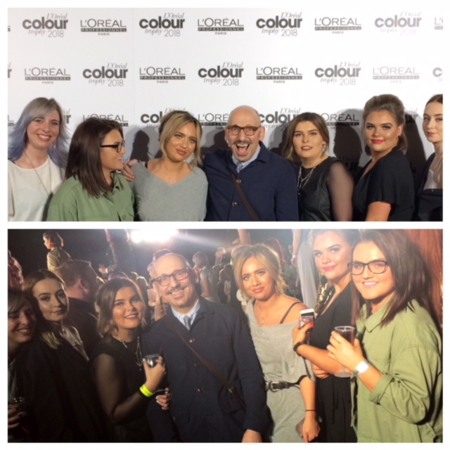 L'Oreal Colour Trophy in Glasgow